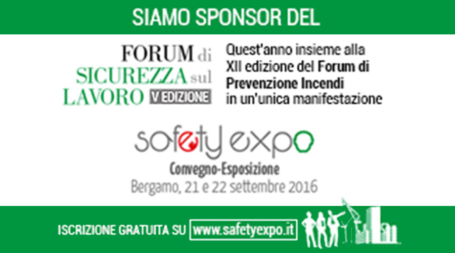 Immagine Safety Expo